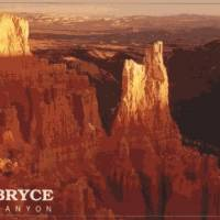 Brice canyon