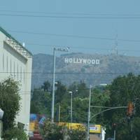 Hollywood heuvel