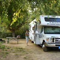 Camping in Groveland