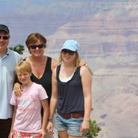 Grand canyon familie