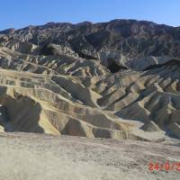 Zabriskiepoint Death Valley
