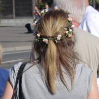 flowers in your hair, ook nu nog
