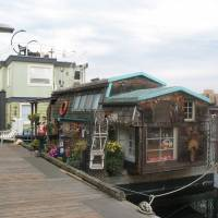 Floating house Victoria