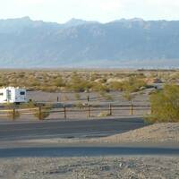camping Stovepipe Wells