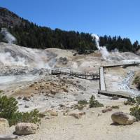 Overlook Bumpass Hell