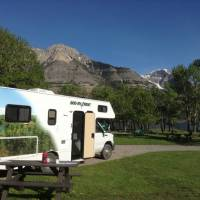 Camping Waterton