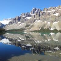 De Icefields Parkway Bow Lake