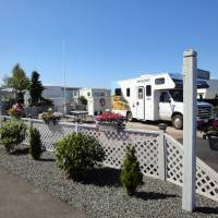Camping in Parksville