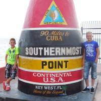 Southernmost point Key West, FL