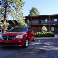 Mazwick lodge in Grand Canyon village