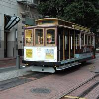 Cable Tram in San Francisco