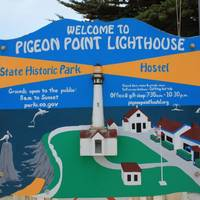 Highway 1: Pigeon Point Lighthouse