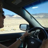Death valley drive