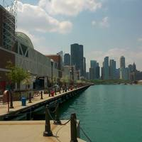 Chicago - de Navy Pier