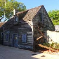 Oldest wooden school of USA