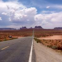 Highway 163 Monument Valley