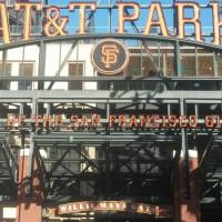 Giants AT & T Park SF