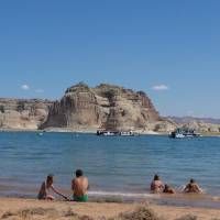 Whaweap Beach-Lake Powell