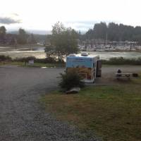 Camping in ucluelet