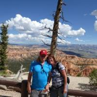 Lief he in Bryce Canyon
