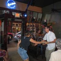 The Spotted Cat Music Club in The Frenchmen Street