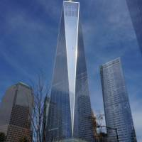 One World Trade Center ofwel Freedom Tower