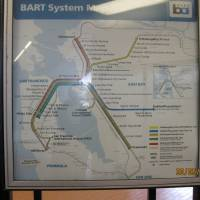 De routes van de Bart