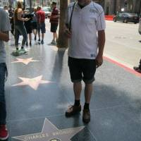 Nogmaals Walk of Fame