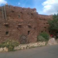 Hopi House in Grand Canyon Village