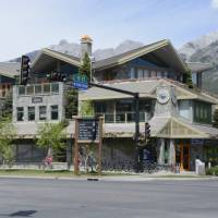Canmore city