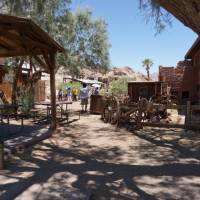 Ghost town in Calico