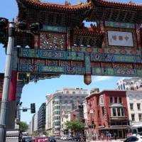 Welcome in Chinatown
