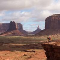 Monument Valley  The lone ranger!