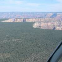 De overgang naar de Grand Canyon