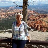 Helma in Bryce Canyon