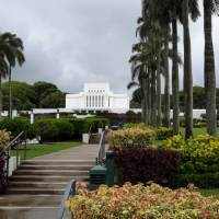 Mormonentempel op Hawaii