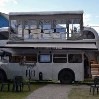 Food Truck, Canmore, AB