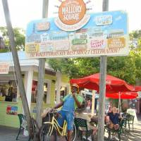 Mallory Square te Key West