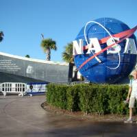 John F. Kennedy Space Center, visitor complex NASA