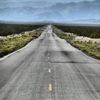Long and windy roads..