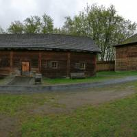 1 mei 2017, Fort Langley NHS