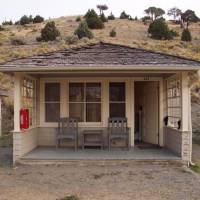 Mammoth Hotsprings Cabins