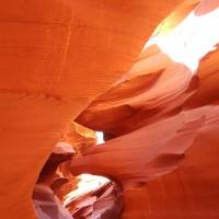 The Eagle (Lower Antelope Canyon)