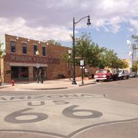 Standing on a corner in Winslow Arizona -  The Eagles