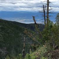 The Kettle Valley rail