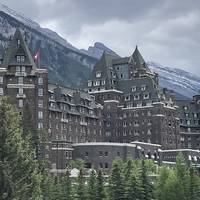 Hotel Banff Sproings