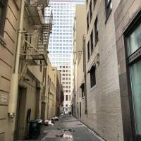 Alley at Union Street